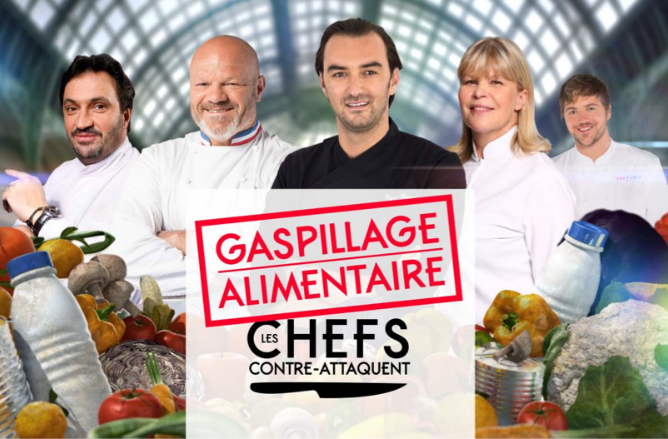 Emission M6 : Les chefs contre-attaquent