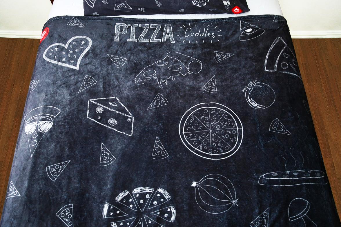 Le lit Pizza Hut