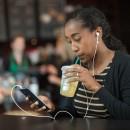 Un partenariat mobile entre Starbucks et Spotify