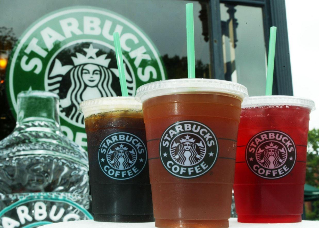 Teavana et Starbucks