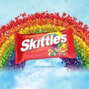"""Skittles """"Taste the Rainbow"""""""