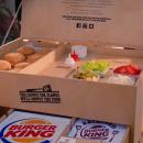 Burger King s'installe dans votre jardin !