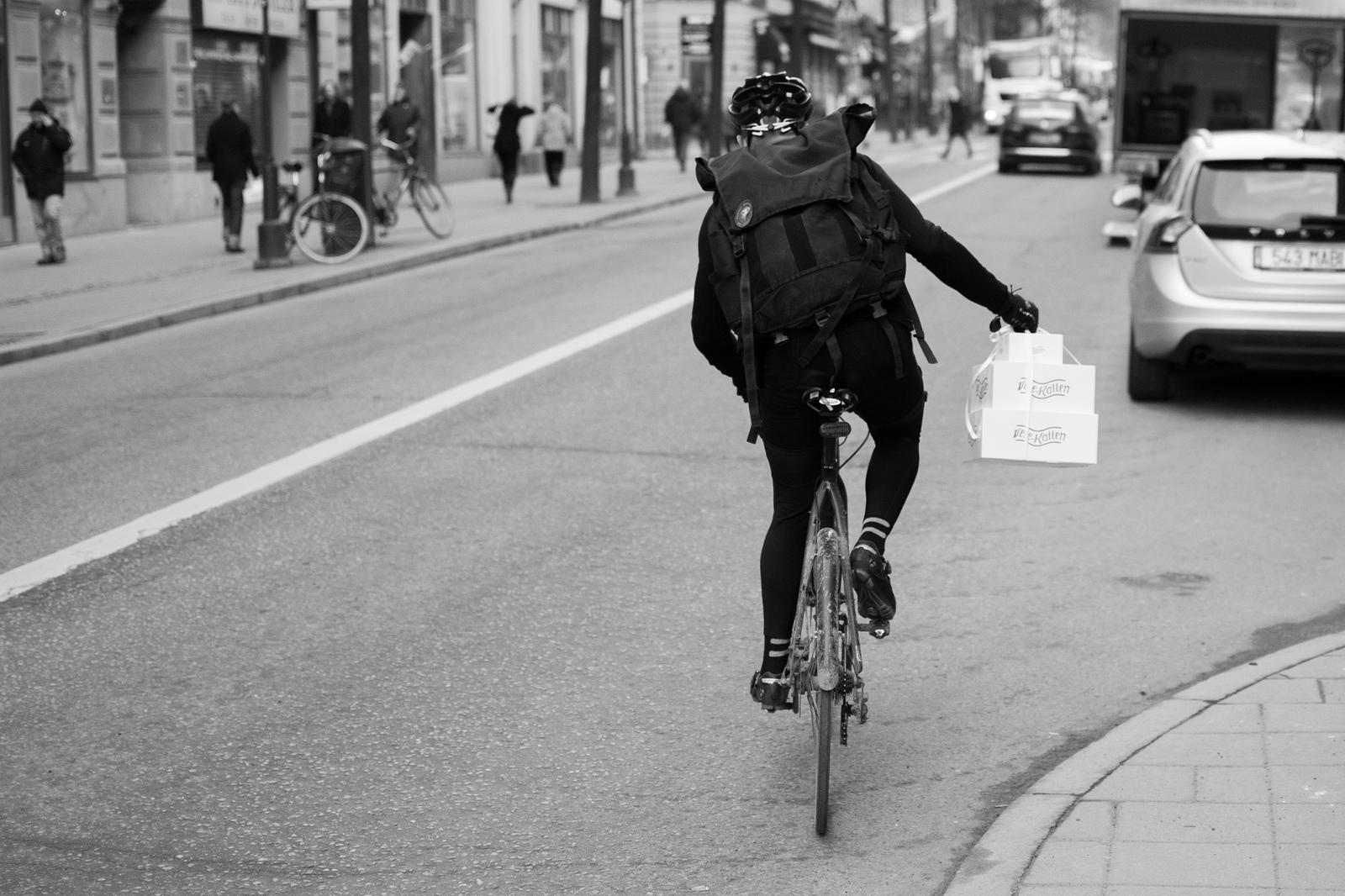 Le Food bike