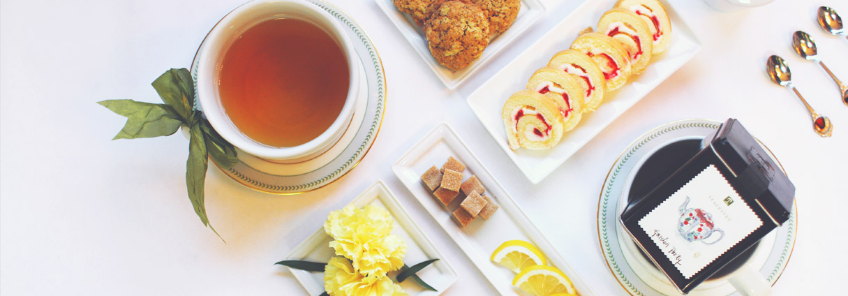 Tealeaves-thé
