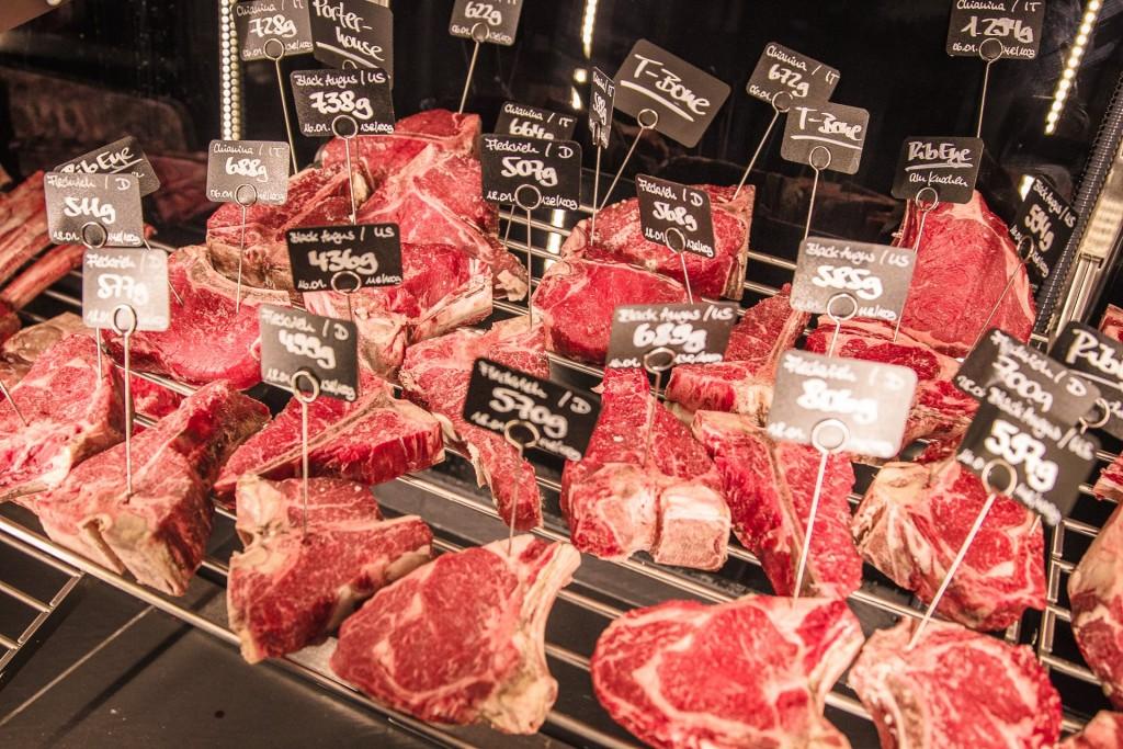 Un restaurant de viande de bœuf la plus chère au monde