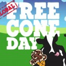 free-cone-day-banner
