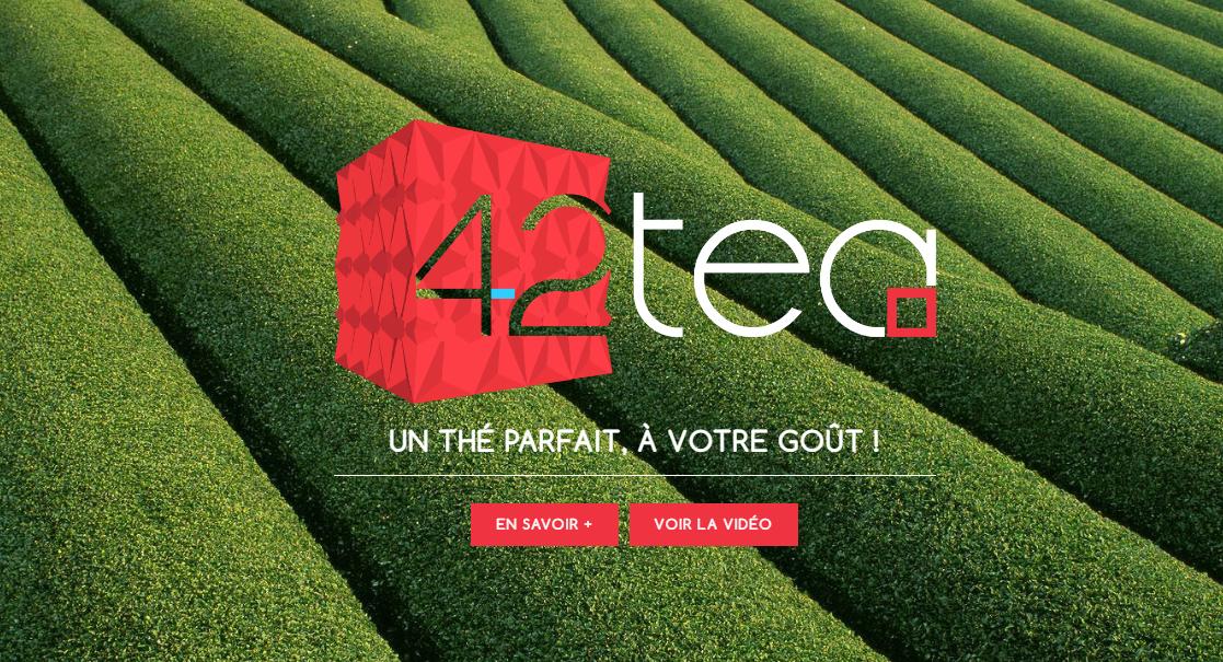 42tea : la promesse d'un thé parfait