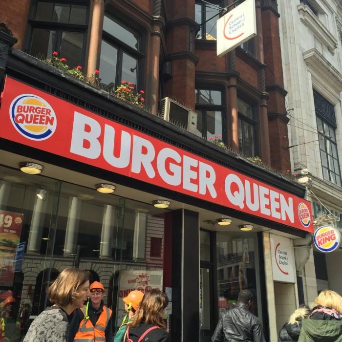 burger queen 1