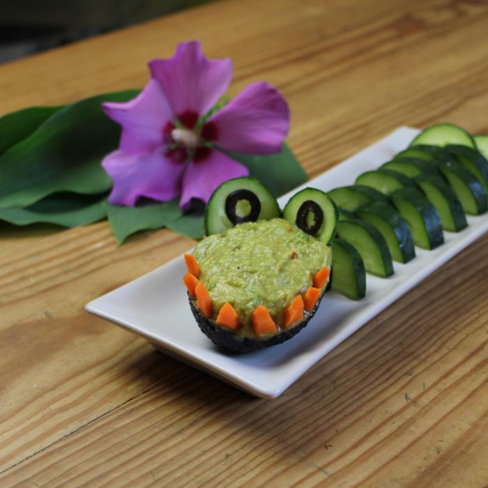 crocodile-food