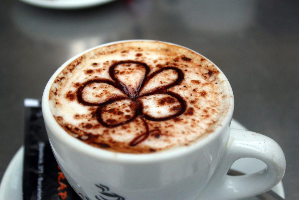 L'art du café