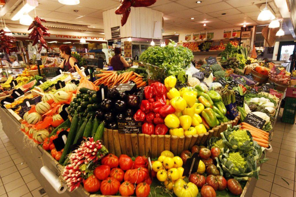 Un dispositif pour indiquer le taux de pesticides dans les fruits et légumes !