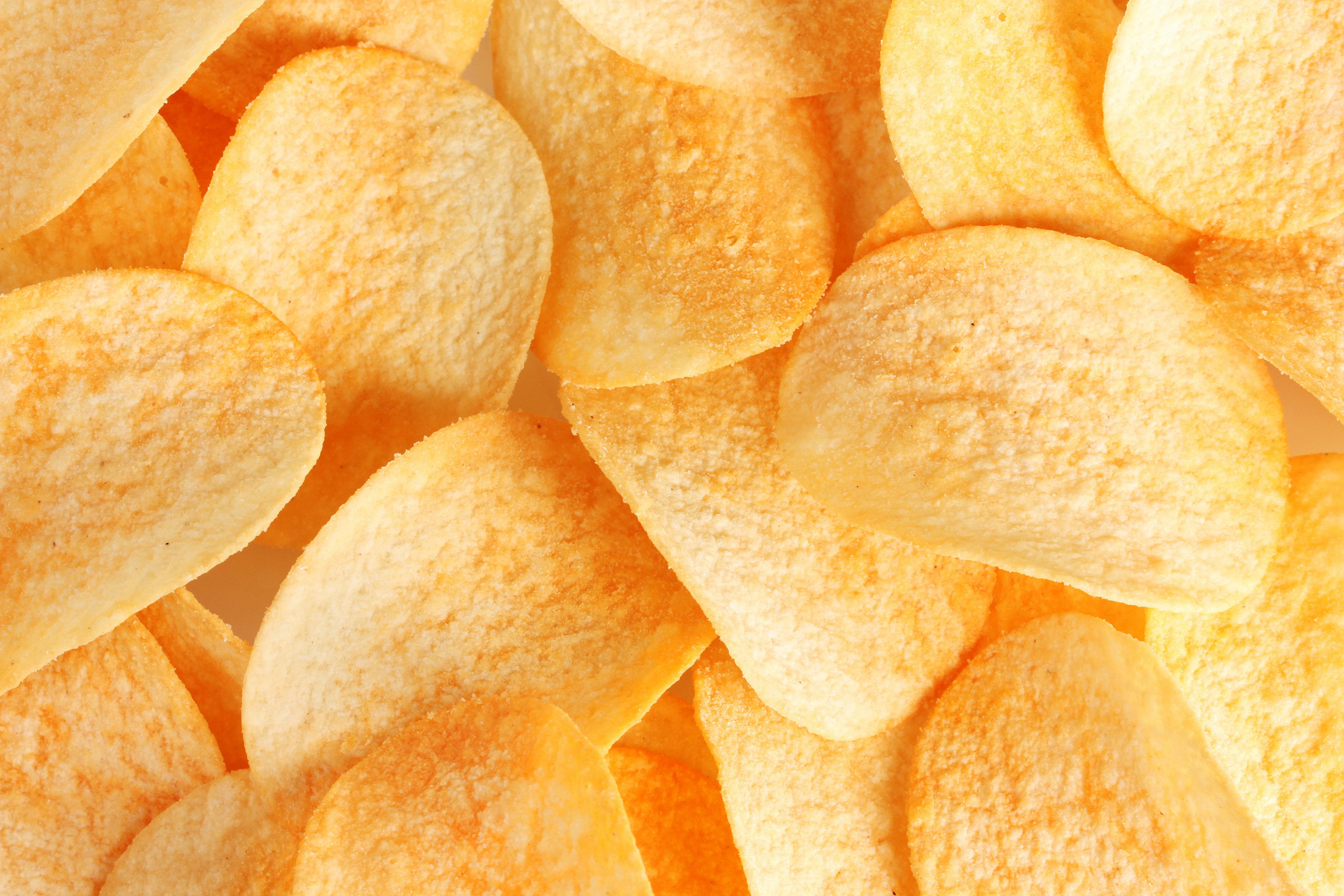 Une chips piquante par Paqui Chips