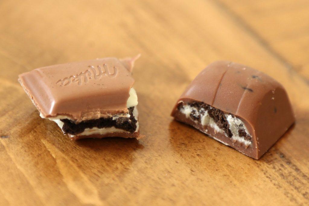 chocolat milka oreo