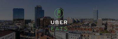 UberEats arrive à Lyon