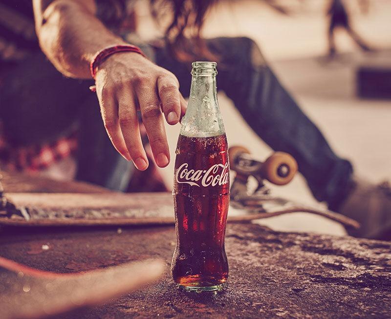 D'où vient le goût du Coca Cola