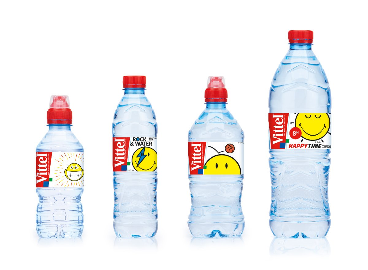 vittel-smiley-packaging