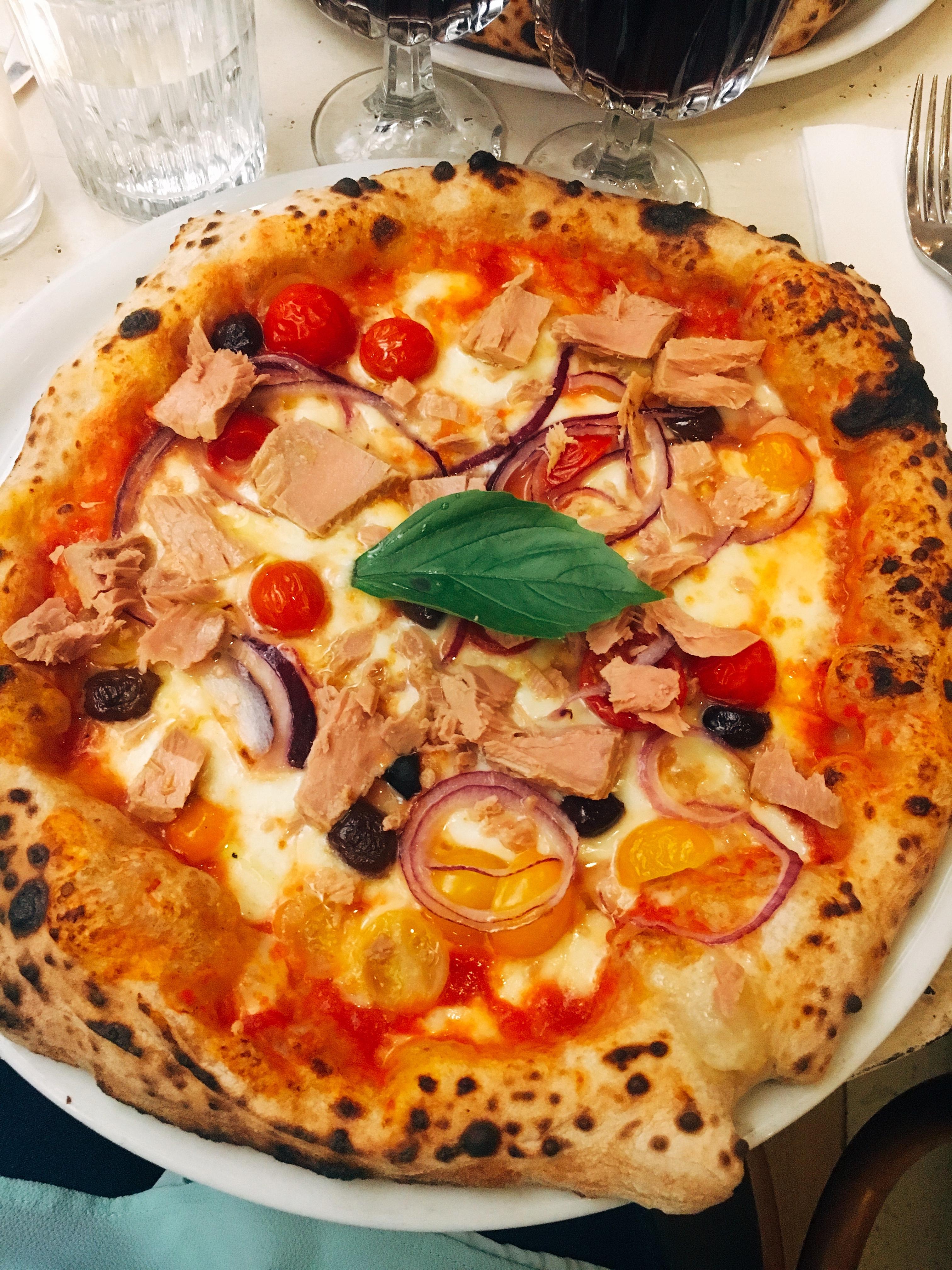 Pizza La Mattanza